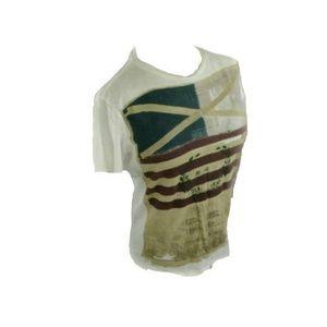 🔥🔥All Saints tee shirt size S/M